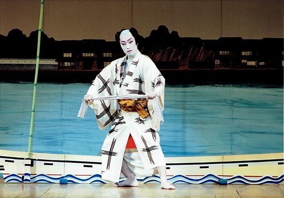 日本舞踊発表会の写真1