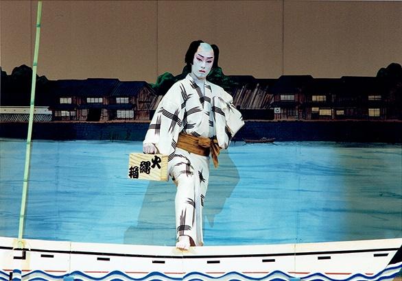 日本舞踊発表会の写真2