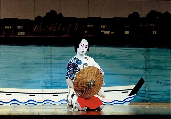日本舞踊発表会の写真3